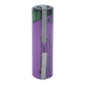 Tadiran Lithium SL560/T AA Tagged Battery