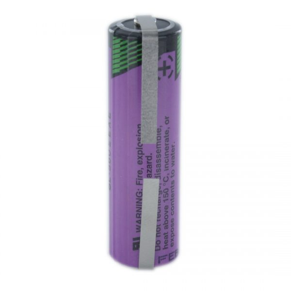 Tadiran Lithium SL560/T AA Tagged Battery