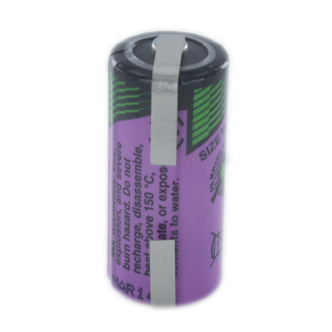 Tadiran Lithium SL561/T 2/3 AA Tagged Battery