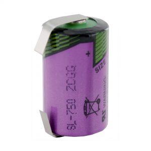 Tadiran Lithium SL750/T 1/2 AA Tagged Battery