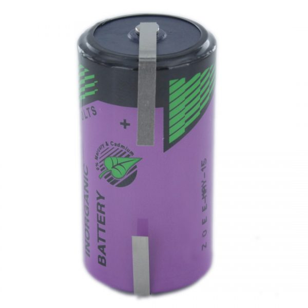 Tadiran Lithium TL2200/T C Tagged Battery