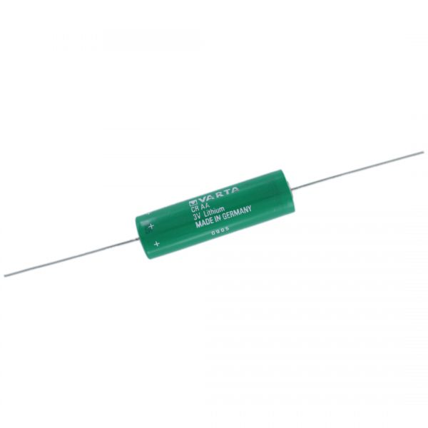 VARTA CRAA-CD AA Lithium Tagged Battery (Axial Pins)