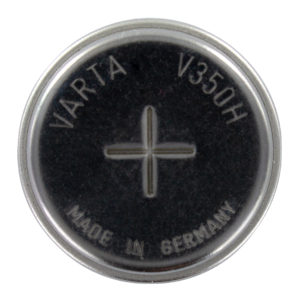 Varta V350h Rechargeable Button Cell Battery