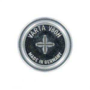 VARTA V80H Rechargeable Button Cell Battery