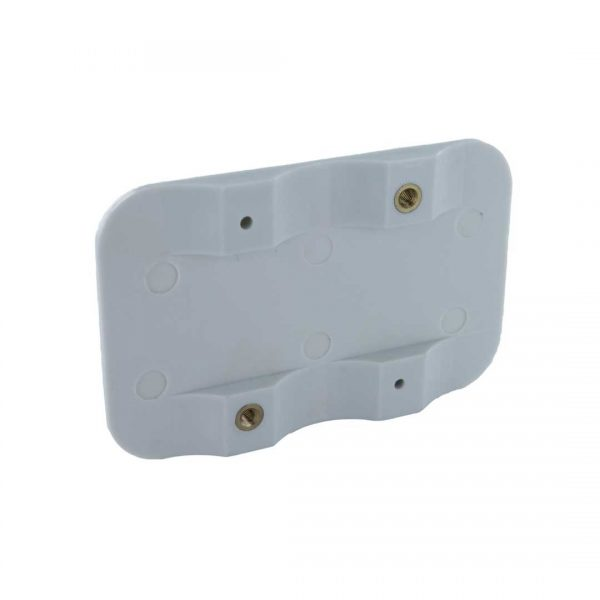 3 D Size Cell Emergency Lighting Backing Plate