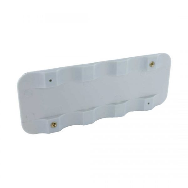 5 D Size Cell Emergency Lighting Backing Plate