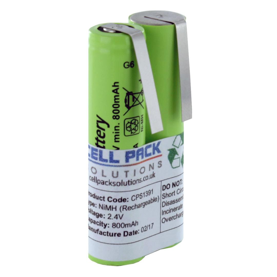 Inredning grästrimmer batteri : Electric Shaver Batteries - Cell Pack Solutions