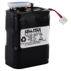 Cell Pack Solutions Gas Fire Ignition Battery Pack (AA Batteries)