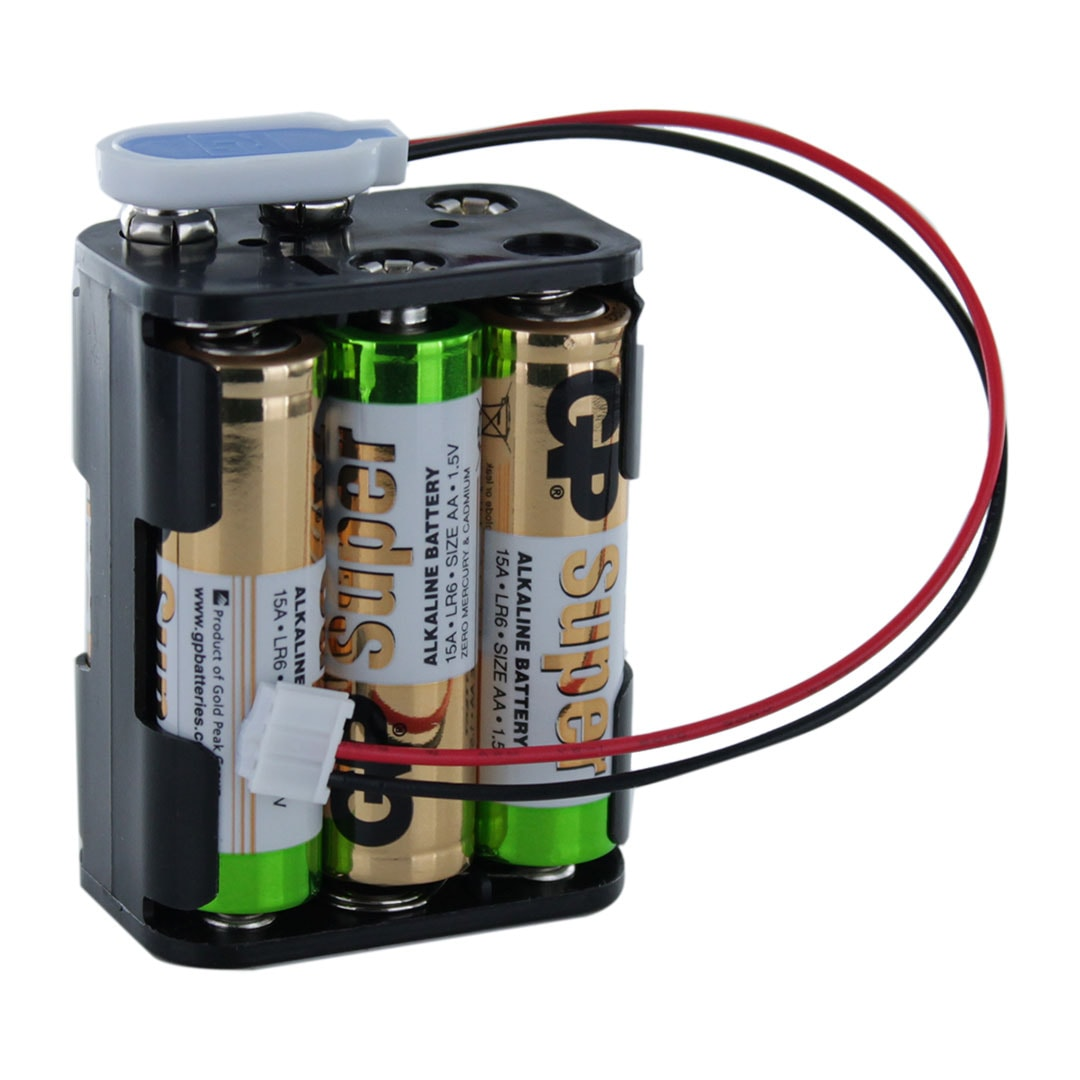 Cell Pack Solutions Gas Fire Ignition Battery Pack (AA