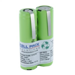Cell Pack Solutions Replacement Shaver (CPS370) Battery