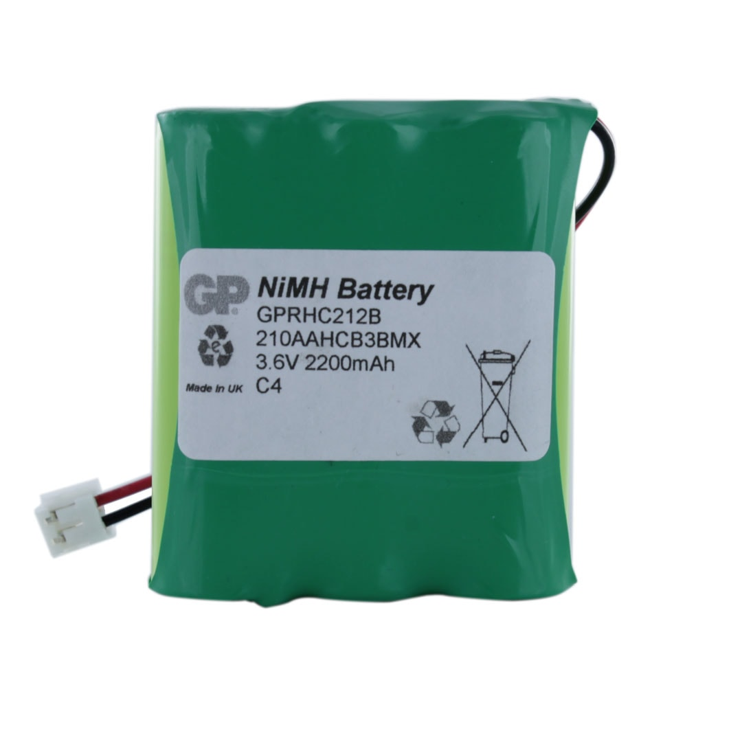 Cell Pack Solutions Replacement Solar DAB Radio (CPS1554) Battery
