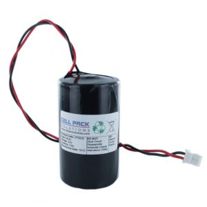 Cell Pack Solutions Replacement Visonic MCS 710 Alarm (CPS919) Battery