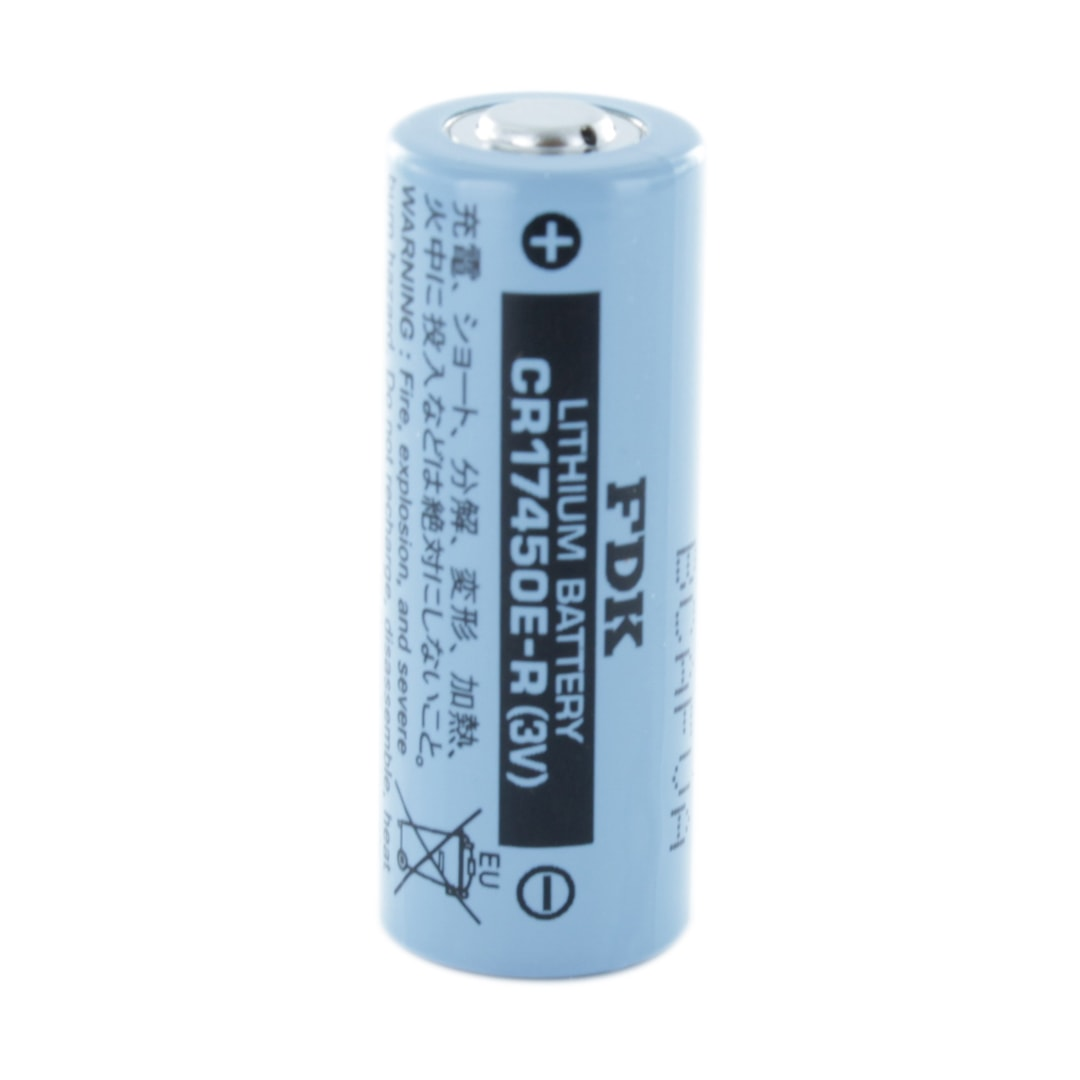 Fdk Lithium Cr17450e R A Battery Cell Pack Solutions