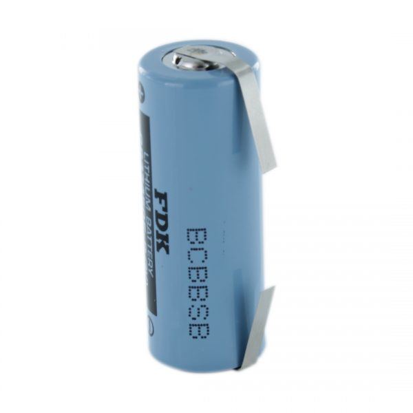 FDK Lithium CR17450E-R/T A Tagged Battery