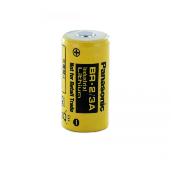Panasonic BR-2/3A 2/3 A Lithium Battery