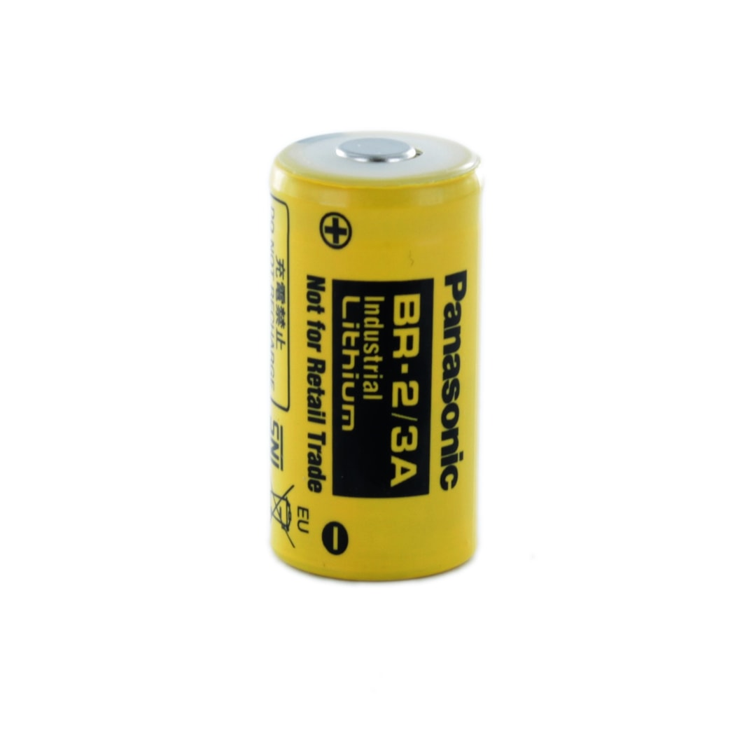 Panasonic Br 2 3a 2 3 A Lithium Battery Cell Pack Solutions