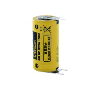 Panasonic BR-2/3A-E2SP 2/3 A Lithium Tagged Battery (PCB Version)