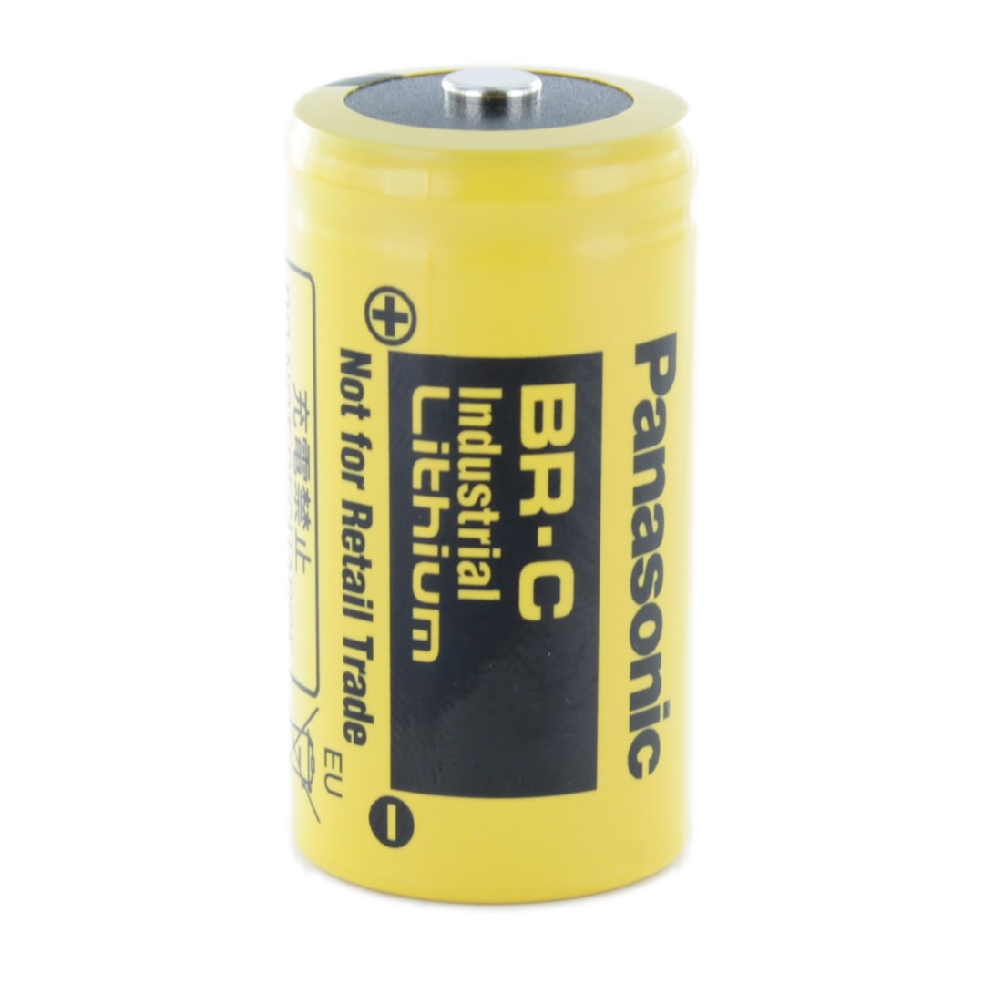 Panasonic Br C C Lithium Battery Cell Pack Solutions