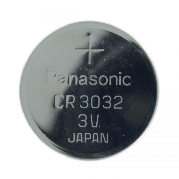 Panasonic CR3032 Lithium Coin Cell Battery