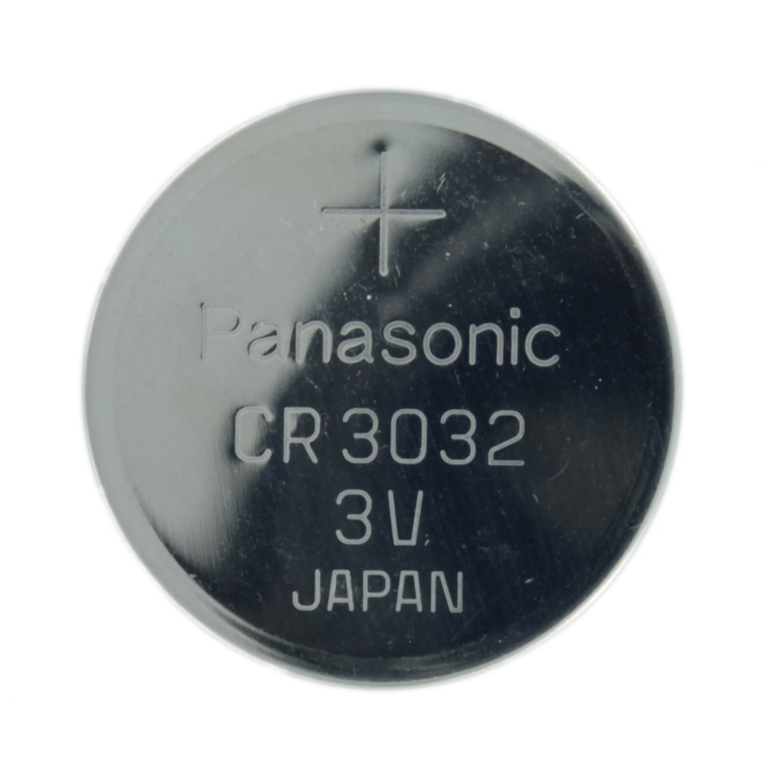 Panasonic Cr3032 Lithium Coin Cell Battery Cell Pack