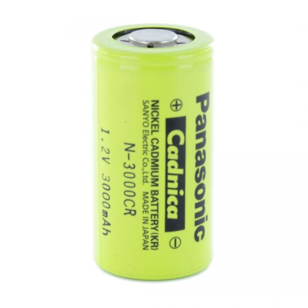Panasonic N-3000CR C Rechargeable Battery