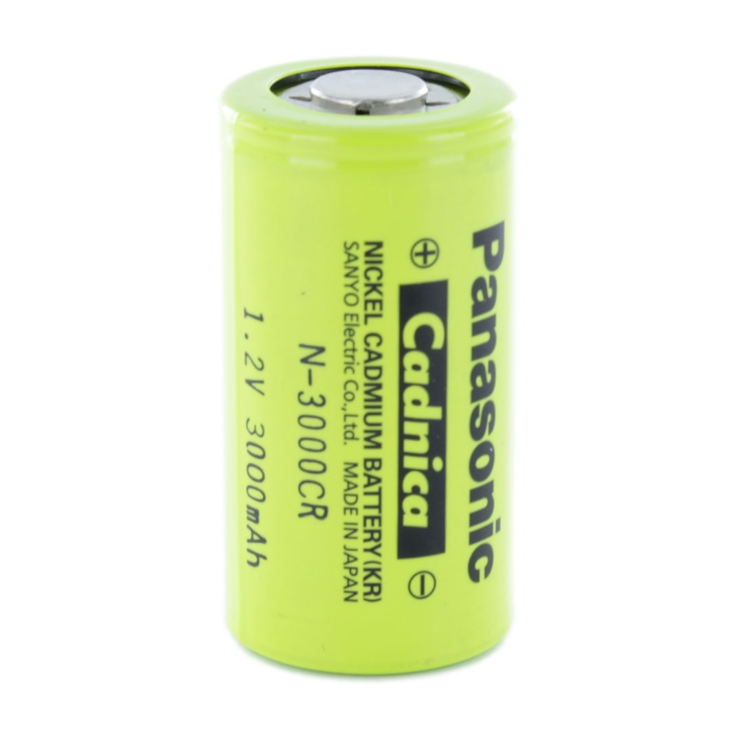 Panasonic N 3000cr C Rechargeable Battery Cell Pack