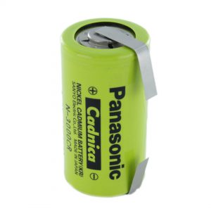 Panasonic N-3000CR/T C Rechargeable Tagged Battery