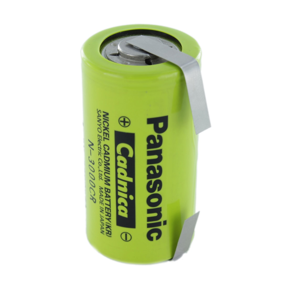 N Battery Rechargeable Panasonic N-3000CR/T C...