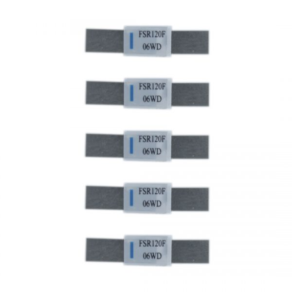 Semifuse 5 x 1.2A SFSR Series PTC Resettable Fuse