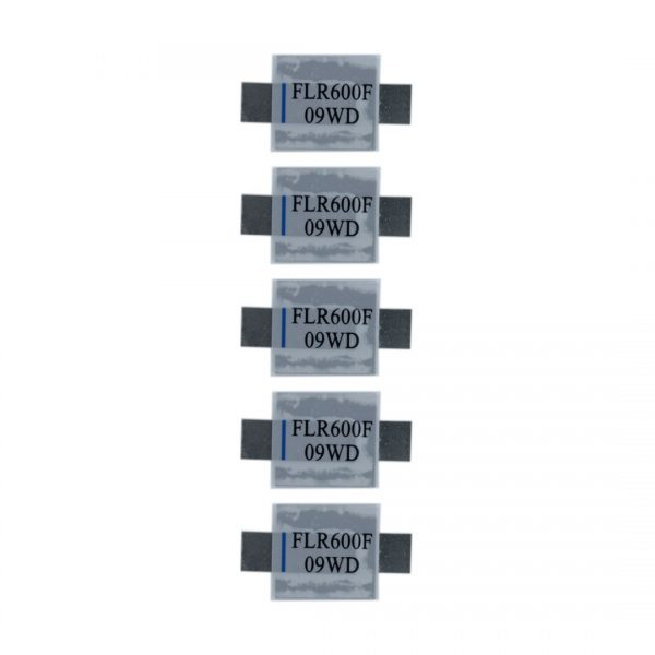 Semifuse 5 x 6.0A SFLR Series PTC Resettable Fuse
