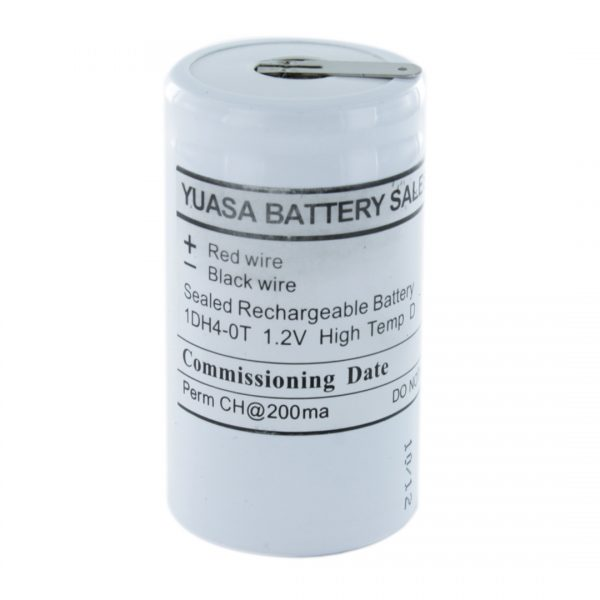 Yuasa 1DH4-0T D Rechargeable Emergency Lighting Battery