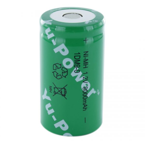 Yuasa 1DM9.0 D Rechargeable Battery