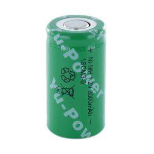 Yuasa 1SCM3.0 Sub C Rechargeable Battery