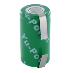 Yuasa 1SCM3.0/T Sub C Rechargeable Tagged Battery