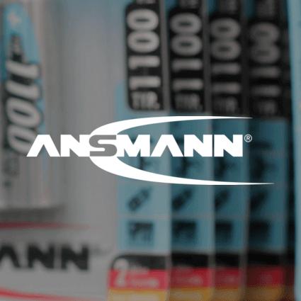 Ansmann Partner Logo