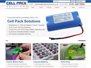 Cell Pack Solutions (.co.uk) 2014