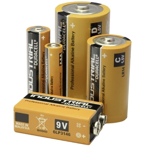 Duracell Industrial Partner Page