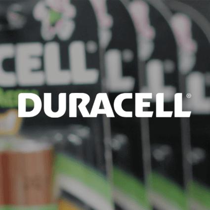 Duracell Partner Logo