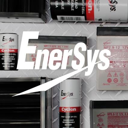 EnerSys Partner Logo