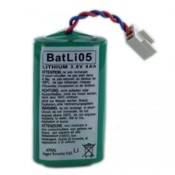 Enix Energies BATLI05 (PCL1002) Alarm System Battery