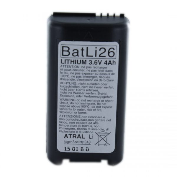 Enix Energies BATLI26 (MGL1004) Alarm System Battery