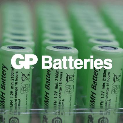 GP Batteries Partner Logo