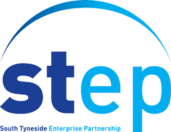 South Tyneside Enterprise Partnership (STEP) Awards Logo