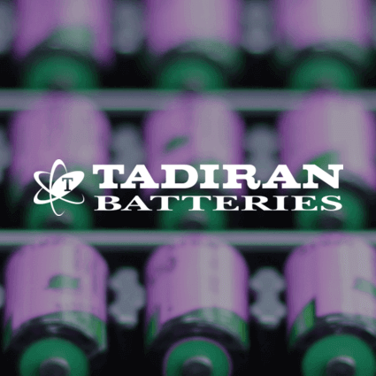Tadiran Batteries Partner Logo