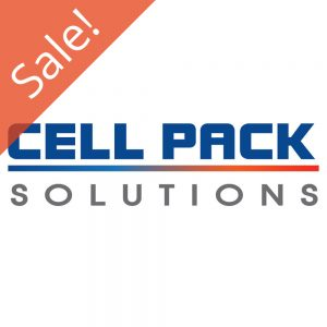 Cell Pack Solutions Clearance