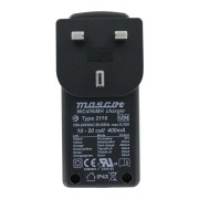 Mascot 2116 10-20 Cell NiMH Plug Top Battery Charger (2116000189) Plug
