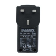 Mascot 2116 4-8 Cell NiMH Plug Top Battery Charger (2116000187) Plug