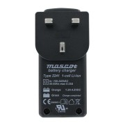 Mascot 2241 1 Cell Li-Ion Battery Charger (2241000196) Plug