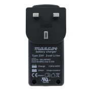 Mascot 2241 2 Cell Li-Ion Battery Charger (2241000194) Plug