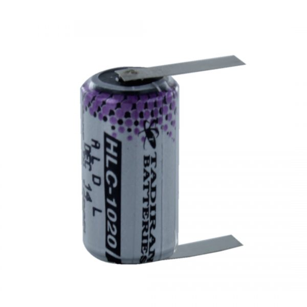 Tadiran Lithium 1020L (3.6V) Tagged HLC